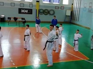Karate Tks Epyca, esame di passaggio di cintura oltre 50 atleti