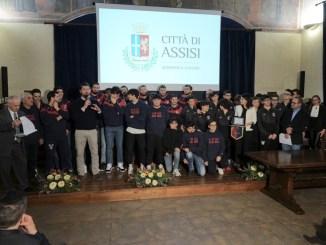 Sportivi eccellenti ad Assisi 2018, premiazioni e riconoscimenti