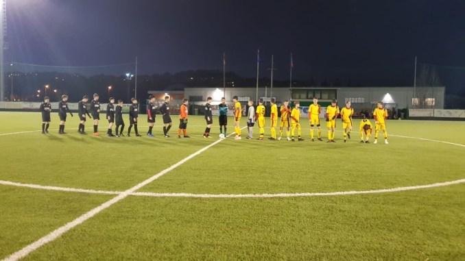 Santa Sabina batte Angelana Allievi sperimentali per 4 a 2 a Perugia