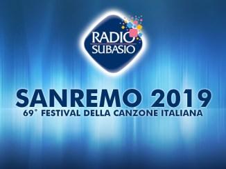 Festival di Sanremo 2019, approfondisci con Radio Subasio