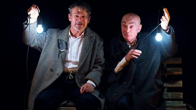 Piccolo Teatro degli Instabili Totò e Vicé, poetici clochard 1 marzo 2019 21,15