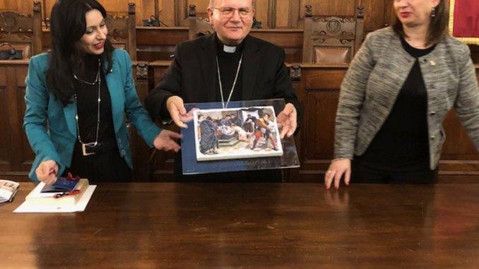 Il consiglio comunale di Assisi ha accolto il vescovo