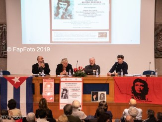 Aleida Guevara ad Assisi, in 400 ad ascoltare la figlia del Che il Comandante