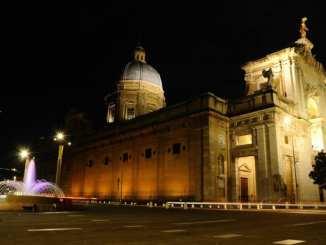 M'illumino di meno, la Citta' di Assisi spegne i monumenti