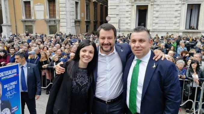 Andrea Migliosi laureato, arrivano i complimenti di Stefano Pastorelli