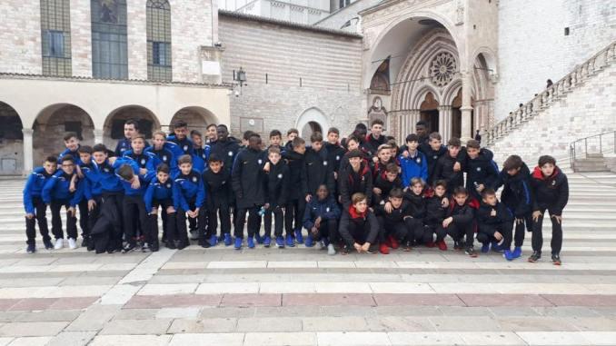 Terzo trofeo di calcio Città di Assisi tanti gol e spettacolo