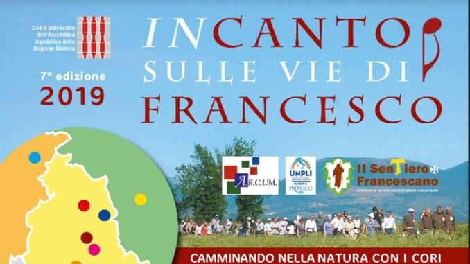 InCanto sulle vie di San Francesco rassegna di cori