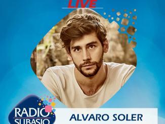 Alvaro Soler porta il pop latino aRadio Subasio. Benvenuta estate!