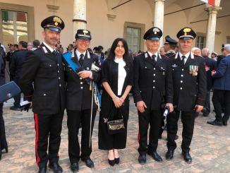 Carabinieri, salvarono anziano sul monte Subasio encomio a Fiaschini e Di Caprio