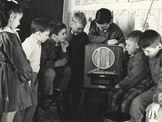 La radio per le scuole mostra storica a cura di Antonio Mencarelli