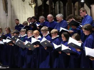 Concerto gratuito alla basilica di Assisi con St Giles' Choir