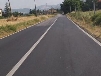 Asfaltata via del Cardeto a Castelnuovo, e presto anche l'acqua