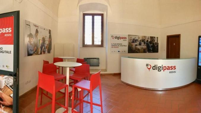 DigiPASS Assisi supporta l'iniziativa del Cesvol Umbria