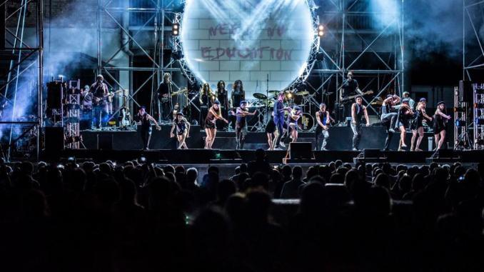 Lyrick Summer Arena e Riverock Festival 50 anni di Abbey Road