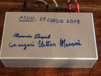 Universo Assisi 2019, presentato il progetto,di telecomunicazione wireless