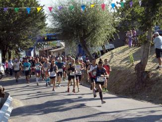 Pro loco e Aspa Bastia Costa di Trex in corsa, trail e camminata