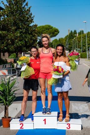 Corsa Antichi Sapori, vincitore donna