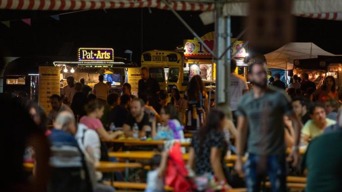 Assisi Food Truck Festival & Village prosegue con successo