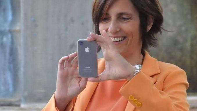 Lucia Fiumi candidata con Vincenzo Bianconi arriva endorsment del Pd