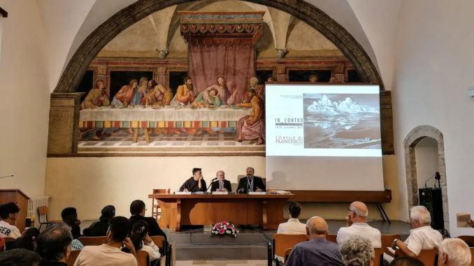 Assisi, Editoria, Cortile di Francesco, le notizie devono far crescere