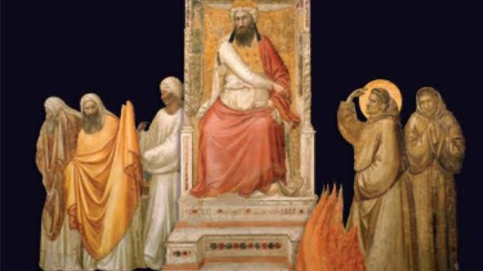 Francesco e il Sultano. 800 anni da un incredibile incontro, il libro
