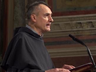Frati Assisi augurano alla neoeletta e consiglieri buon lavoro