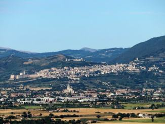 Assisi, in visita l'ambasciatore degli Emirati Arabi Uniti, per celebrare la giornata della tolleranza