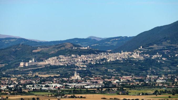 Assisi negli anni venti, un libro, alcune riflessioni, nel 1926