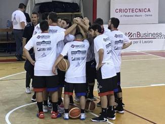 Virtus Eko Gruppo sconfitta ad Osimo 84-77 dopo un supplementare