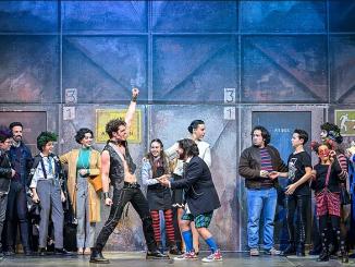 "Al teatro Lyrick di Assisi arriva ""School of Rock"""