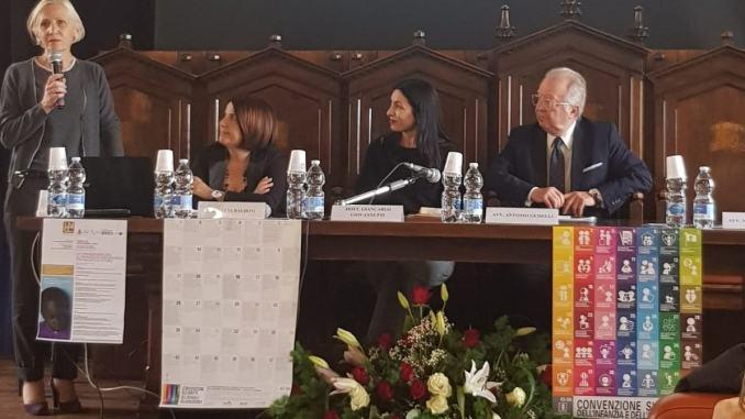 Assisi celebra la giornata mondiale, dei diritti dell'infanzia e dell'adolescenza