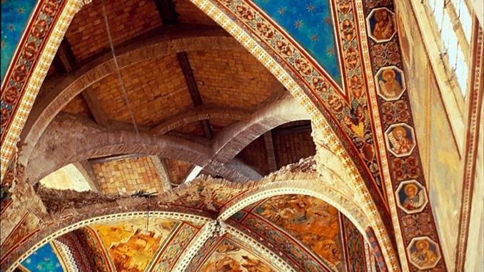 Ricostruzione Basilica di San Francesco, vent'anni dopo il terremoto, il ricordo