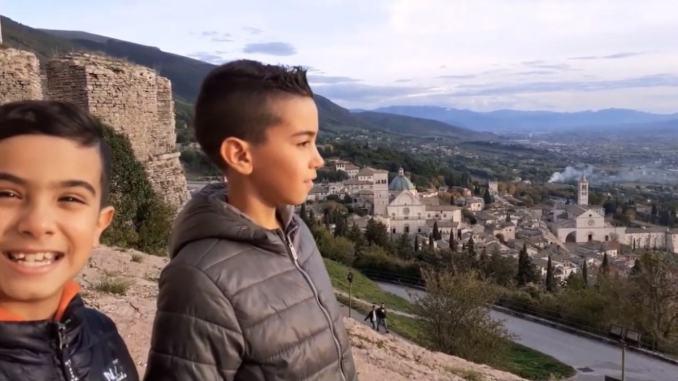 Settimana ecologica Assisi e tu a Natale che regalo vuoi? | Video