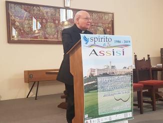 Spirito di Assisi nel segno della Fraternità, celebrazione eucaristica online