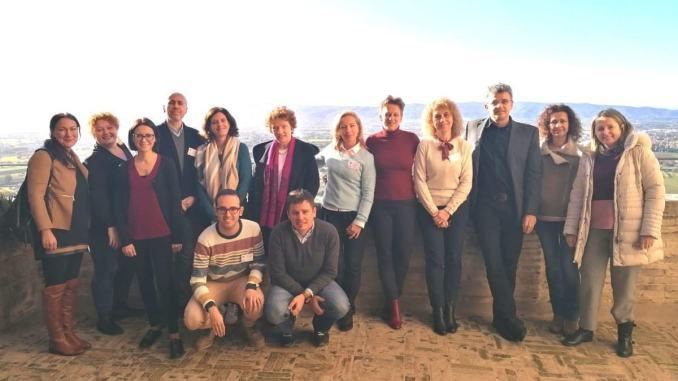 Didattica innovativa applicata al turismo, docenti di 8 Atenei europei ad Assisi