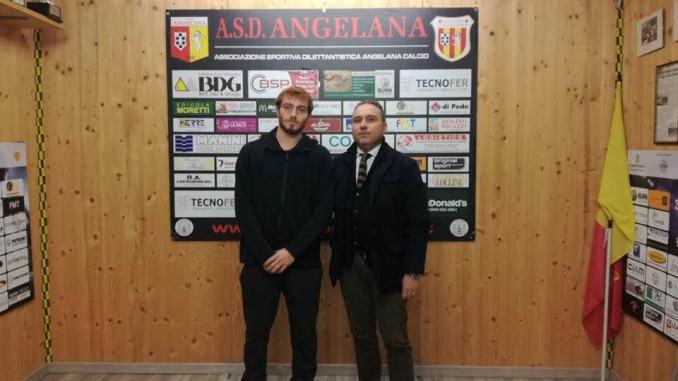 Pietro Berardi è un nuovo giocatore dell'Angelana, subito disponibile