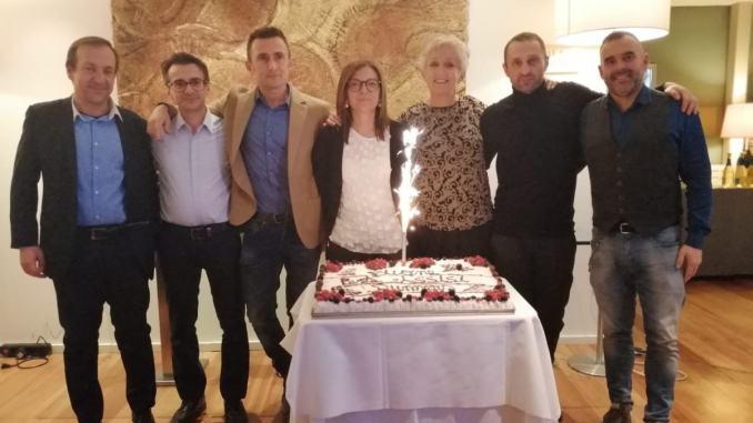 Assisi Runners ha radunato i suoi tesserati presso il Dal Moro Gallery Hotel