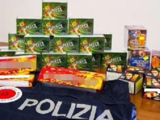 Denunciato un uomo di 60anni sequestrati oltre 20 kg di botti