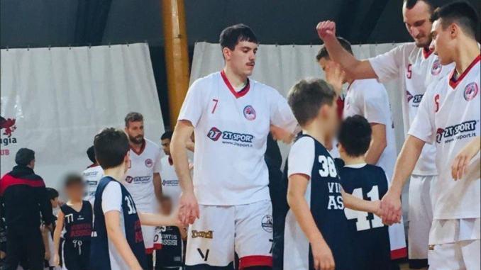 Ancora una sconfitta per la Virtus Assisi Basket, in casa, davanti al proprio pubblico