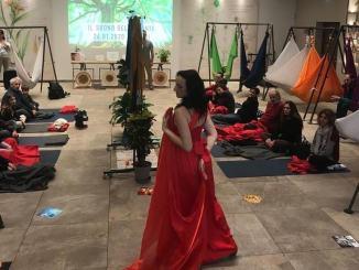 Ad Assisi il suono delle piante ed il valore del femminile