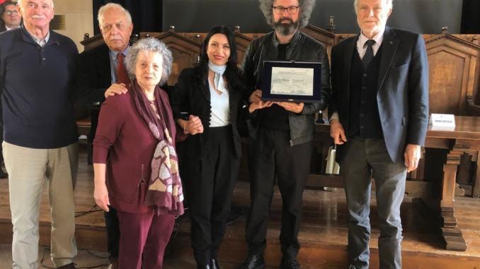 Il giorno del ricordo, premio Dignità a Simone Cristicchi