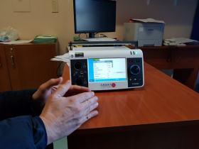 Rotary Club, consegnato un ventilatore polmonare all'ospedale di Assisi
