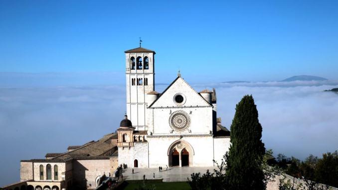Assisi - Eventi, 800 anni fa incontro San Francesco e Sant'Antonio