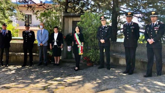 Ricordato Renzo Rosati, Carabiniere morto in un conflitto a fuoco