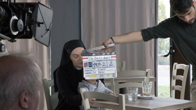 """Dal 13 luglio al via le riprese della fiction """"Che Dio ci aiuti 6"""""""