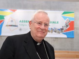 Gualtiero Bassetti in vista alla Festa di San Francesco Santo Patrono d'Italia