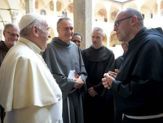 Mauro Gambetti è Cardinale, il suo nome lo ha fatto il Papa all'Angelus