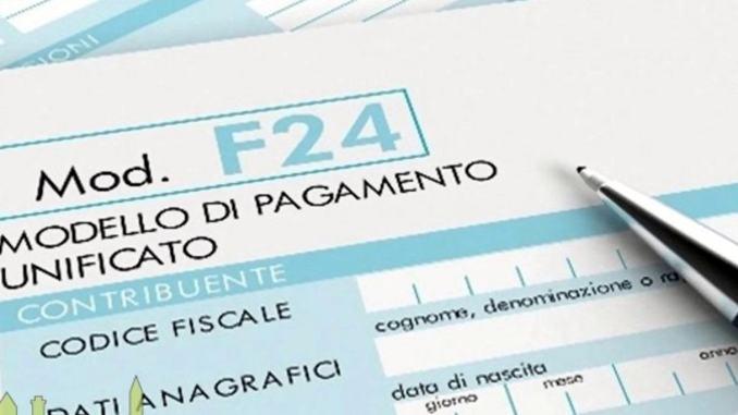 Tari 2020 Assisi, informazioni su pagamento f24
