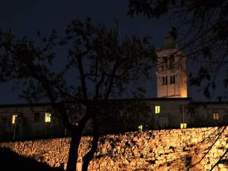 La città di Assisi è piena di un silenzio inenarrabile...