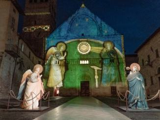 Presepe di Francesco ad Assisi, realizzazione made in Umbria